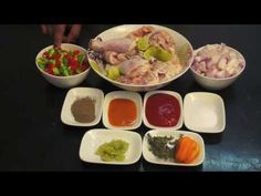 Jamaican Brown Stew Chicken How to cook Great food recipe stewed - YouTube