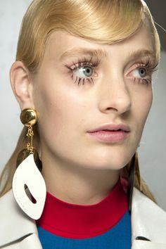 Marni Spring 2016 Ready-to-Wear Fashion Show Beauty