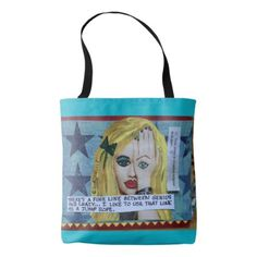 TOTEBAG-THERES A THIN LINE BETWEEN GENIUS AND CRAZ TOTE BAG - accessories accessory gift idea stylish unique custom