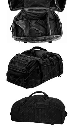 Maxpedition Doppelduffel Adventure Bag | PreppersEdge.com | a huge bag for every #prepper #BePrepared #bugout
