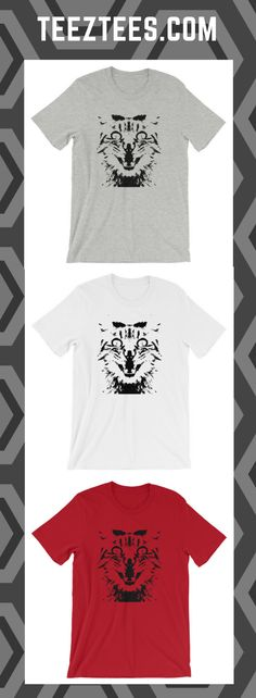 """""""Kitten Attack"""" Unisex/ Men's T-Shirt by Teeztees Mens Clothing Styles, Men's Clothing, Kittens, Cats, Mens Fashion, Fashion Outfits, New T, Menswear, Unisex"""