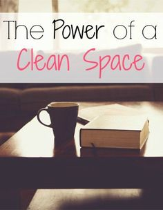 The Power of a Clean Space. A self-help article to learn how to live a clutter-free life.  Discover how to motivate yourself to throw out the junk.  An empowering read to a cleaner home.