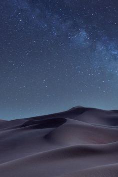 Desert @ Night | Shadi Nassri
