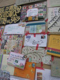 Mail Art Envelope  #mailart #snailmail #happymail
