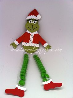Grinch...some people are so clever!!!