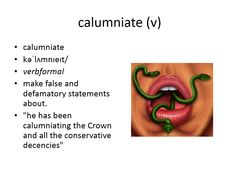 calumniate meaning #gre #cat #vocabulary