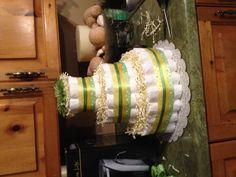 #diapercakes #babyshower