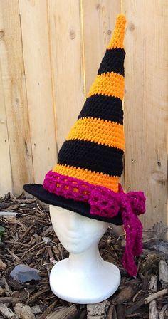 Ravelry: Wickida Witch Hat pattern by Heidi Yates