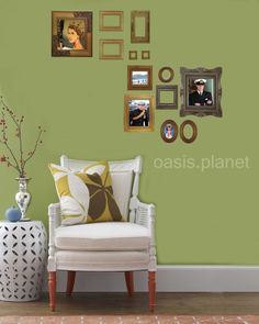Huge Classic Photo Frames Wall Stickers art Decals Wallpaper Decor Camera Living | eBay