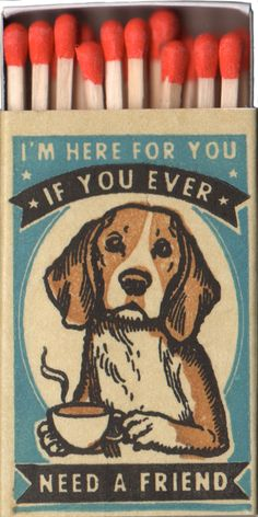 Need A Friend – Ravi Zupa Arts – Faux Vintage Matchbox Matchbox Crafts, Matchbox Art, Graphic Design Illustration, Graphic Art, Illustration Art, Illustrations, Friendship Art, Friend Friendship, Screen Print Poster