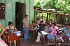 Teaching sewing can make a significant impact on others. Learn how one group reaches out to those in Nicaragua and what a difference it has made in the lives of many.