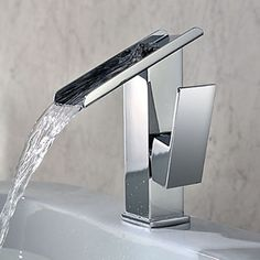 132 best Bathroom Sink Faucets images on Pinterest in 2018 ... Modern Faucets For Bathroom Sinks on small bathroom ideas for sinks, modern bathroom toilets, bathroom fixtures for sinks, modern bathroom showers,