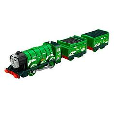 Superb Thomas & Friends TrackMaster Flying Scotsman Motorised Toy Engine Now at Smyths Toys UK. Shop for Thomas and Friends Track Master Engines At Great Prices. Lunch Box Set, Flying Scotsman, The Great Race, Toys Uk, Kids Tv Shows, Train Engines, Thomas The Tank, Thomas And Friends, Train Set