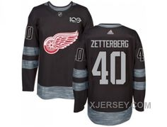 http://www.xjersey.com/detroit-red-wings-40-henrik-zetterberg-black-19172017-100th-anniversary-stitched-nhl-jersey-hot.html DETROIT RED WINGS #40 HENRIK ZETTERBERG BLACK 1917-2017 100TH ANNIVERSARY STITCHED NHL JERSEY HOT Only 47.84€ , Free Shipping!