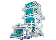 Know about the Multi Layer Blown Film Plant powered by Ocean Extrusions with huge range of applications like  Water Pouch Film Milk Film Edible Oil Film Lamination Film Liquid Packaging Tea Packaging Tomoto Catch Up Packaging Food Packaging Film Stretch Cling Film
