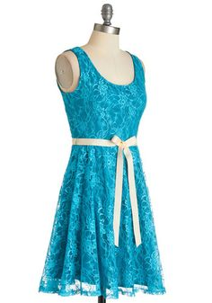Brighten the Evening Dress | Mod Retro Vintage Dresses | ModCloth.com