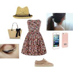 """summer"" by chloe-0 on Polyvore"