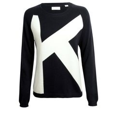 K sweater...