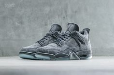 The KAWS x Air Jordan 4 In All Its Glory