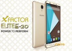 Colors Xfactor Elite E20 TWRP Recovery Flashable Stock Rom