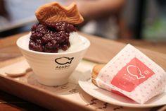 아자부 - 타이야끼 (도미빵) 아자부 팥빙수 azabu :: 네이버 블로그
