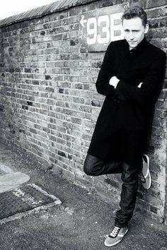 Tom Hiddleston. <3