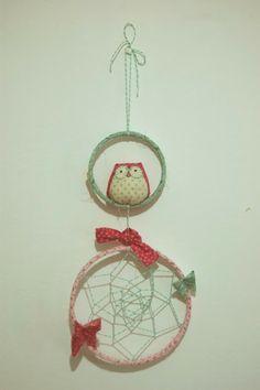 Mint Handicrafts | owl dreamcatcher