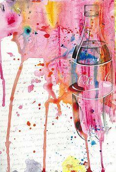 background wash ink