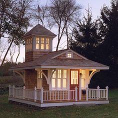 Tiny home idea