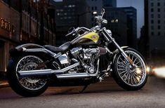 Harley Davidson 2013 Breakout CVO Comemorativa 110o Aniversario