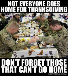 I know a few who didn't get the chance to this year. Thank you for your service ♥