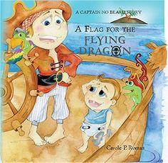 Sassy Peach, Book Blogger: A Flag for the Flying Dragon: A Captain No Beard S...