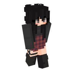 Minecraft Skins Tomboy, Minecraft Skins Kawaii, Minecraft Skins Female, Minecraft Skins Aesthetic, Papercraft Minecraft Skin, Mc Skins, Minecraft Characters, Frog Pictures, Nyan Cat