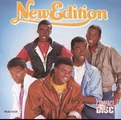 New Edition: My first crush was Ralph Tresvant... Ha!!