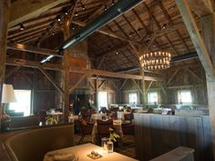 Blackberry Farm Dinner near Gatlinburg, TN