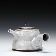 Birdie Boone Pottery Teapots, Ceramic Teapots, Ceramic Cups, Tablewares, Chawan, Tea Pots, Bottles, Objects, Ceramics
