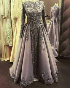 Time to jazz up Muslim Prom Dress, Hijab Evening Dress, Hijab Dress Party, Evening Dresses, Elegant Dresses, Beautiful Dresses, Formal Dresses, Dress Outfits, Fashion Dresses