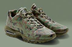 "Nike Air Max 95 ""Japan Camo"""