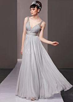 #Milanoo.com Ltd          #Ready to Wear Dresses    #Silver #Deep #V-neck #Ball #Gown #Rhinestone #Chiffon #Women's #Evening #Dress                         Silver Deep V-neck Ball Gown Rhinestone Chiffon Women's Evening Dress                                   http://www.snaproduct.com/product.aspx?PID=5710433