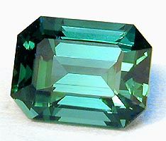 I picked a stone called Tourmaline to go in my engagement ring. While on a trip to Botswana and Namibia, I got engaged, so whilst in Namibia, a land of deserts and jewels, I selected a light green-blue Tourmaline to always remember the special trip :)