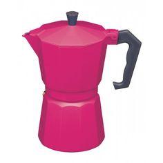Απολαύστε μαζί με τους φίλους σας στο σπίτι τον εσπρέσσο σας με την επαγγελματική φροντίδα από την Kitchen Craft. Για 6 φλιτζάνια καφέ. Πλένεται στο χέρι, κατάλληλο για όλες τις πηγές θερμότητας εκτός από την επαγωγή. Εγγύηση 12 μηνών. Χωρητικότητα: 290m