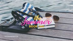 What book cover makes you think of summer? What book has brightened your day?