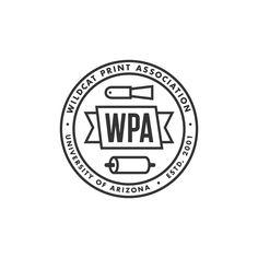 Wildcat Print Association Logo by Cast Iron Design