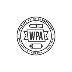 Wildcat Print Association Logo by Cast Iron Design