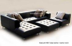 4pc Modern Euro Design Black Leather Sectional Sofa S4707L STENDMAR,http://www.amazon.com/dp/B002R87JG6/ref=cm_sw_r_pi_dp_bh8ftb0XK4NJHTC0