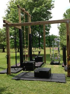 Children's Rope Climbing Frame -- great idea for your backyard playground! Description from pinterest.com. I searched for this on bing.com/images