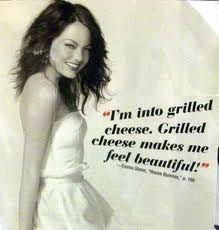 haha love her!