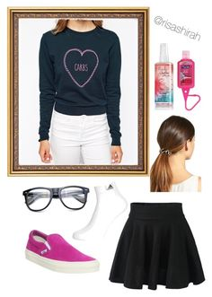 """""""@ risashirah"""" by shev-1 ❤ liked on Polyvore"""