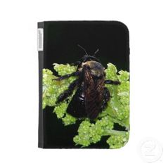 Bumble Bee In The Rain Case For The Kindle