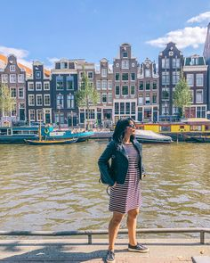 Amsterdam! Places To Travel, Places To Visit, Amsterdam Photos, Travel Aesthetic, European Travel, I Fall In Love, Netherlands, Travel Inspiration, New York Skyline